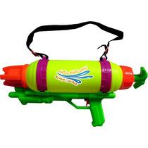 Pistola Arminha Água Super Tank Splash Piscina Praia 191700