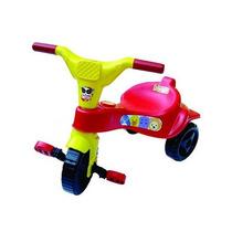 Carrinho Tico Tico Velotrol Triciclo Infantil Criança Bebe
