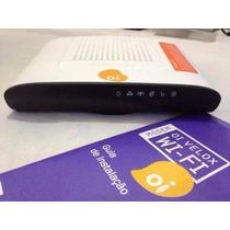 Modem Adsl Td 5136 V2 Roteador + Wi-fi Com Kit Oi Velox