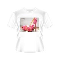 Camiseta Mary Kay De Salto Alto