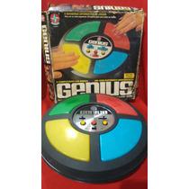Brinquedo Antigo Genius Da Estrela Na Caixa