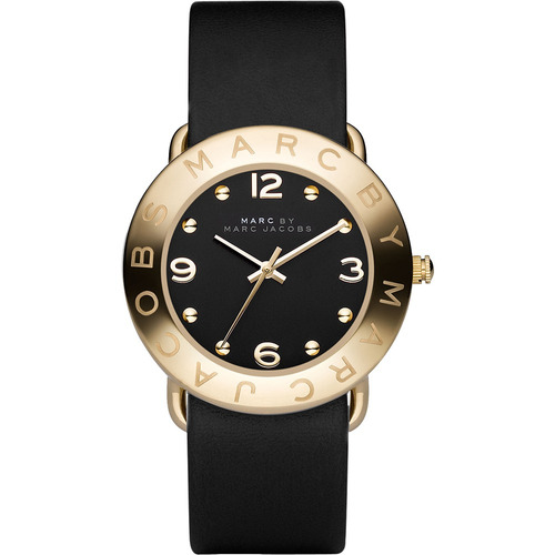 Relógio Marc Jacobs Ladies Black Gold - Mbm1154 446f9b9755