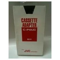 Cassette Adapter C-p6u2 Adaptador De Fita Vhs