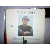 **elton John** **i Guess That
