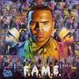 Chris Brown - Fame Cd Novo E Lacrado - Frete Grátis