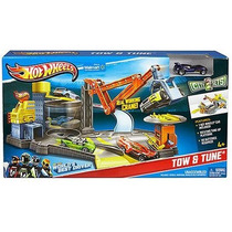 Pista Hot Wheels City Sets Brinquedos