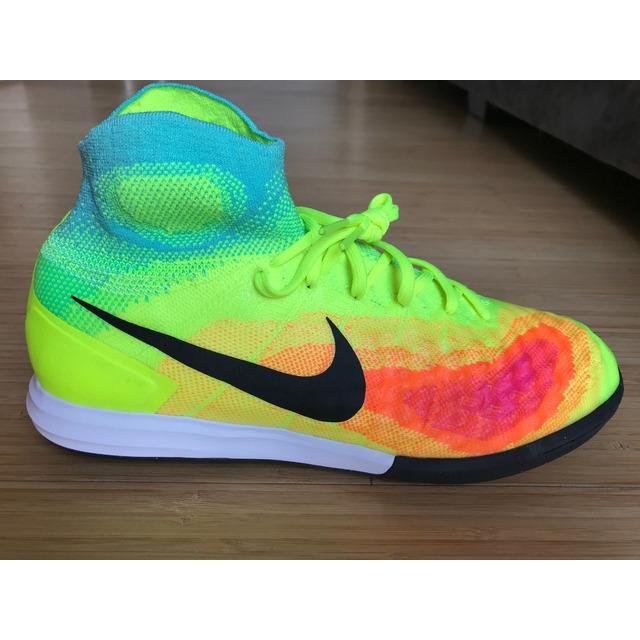 Chuteira Nike Magista X Proximo Futsal Cano Alto em Congonhas - MG ... fca14a08115a1