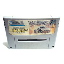Big Run Original // Super Nintendo / Super Famicom