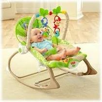 Cadeira De Descanso Fisher Price Crescendo Comigo Am Bcd28