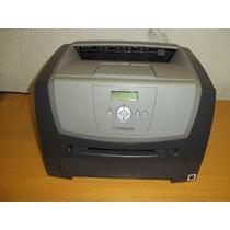 Impressora Lexmark E352dn Com Toner Com Cabo Usb/força