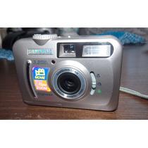 Camera Fotográfica Digital - Samsung Digimax 300 C/ Case