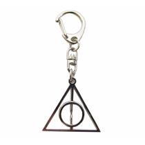 Chaveiro Harry Potter Relíquia Da Morte