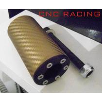 Slider Hornet Carbon 4d Dourado Frete Grátis R$114,00