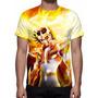 Camisa, Camiseta Cavaleiros Do Zodíaco Fênix - Mod 02