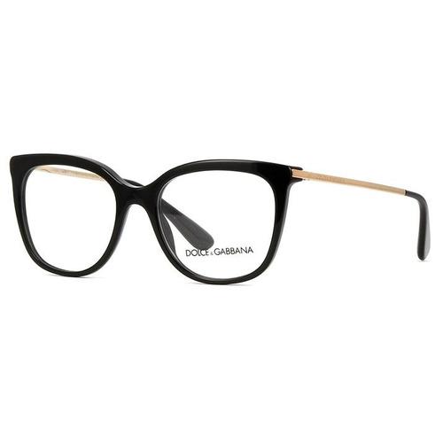Óculos De Grau Dolce   Gabbana Dg3259 501 53x17 140 ff075f5418