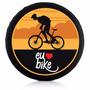 Capa Estepe Ecosport Crossfox Aircross Love Bike Comix Cc574