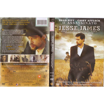 O Assassinato De Jesse James- Brad Pitt - Dvd Original