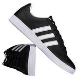 Tênis adidas Vs Advantage Preto E Branco