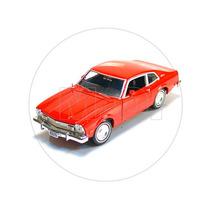 1:24 - Motor Max Ford Maverick 1974 - Vermelho
