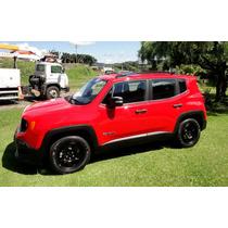 Longarina / Bagageiro / Rack De Teto Jeep Renegade