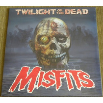 Misfits Twilight Of The Dead Lp Metallica Slayer Ramones