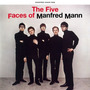 Mared Mann  The Five Faces Of Mared Mann Cd Import Original