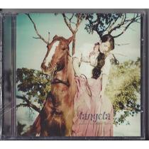 Cd Tangela Vieira - Louvores Da Minha Terra * Bônus Playback