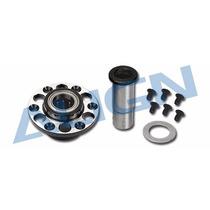 T-rex 550 600 Pro L Dominator Main Gear Case Set H60200