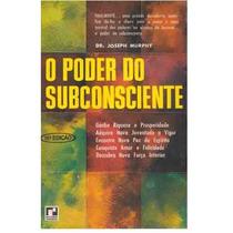 Livro O Poder Do Subconsciente Dr Joseph Murphy 38 Edição Ed