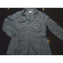 018 - Blazer Jeans Charter Club - Tam. Pp