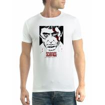 Camiseta Scarface Camisa Filme Cult
