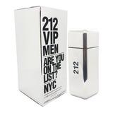 Perfume 212 Vip Men 100ml Eau De Toilette