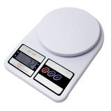 Balança Digital Eletrônica Pesa 1gr Até 10kg Garantia Sf400