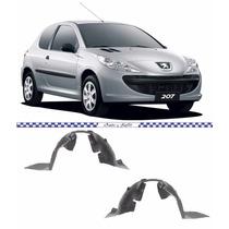 Parabarro Peugeot 207 2008 2009 2010 2011 2012 2013 Novo Par