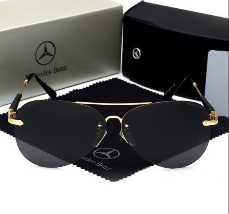 Óculos De Sol Mercedes- Benz Original Lentes Polarizadas 3c3798bab6