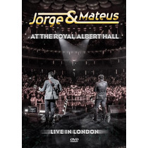 Dvd Jorge E Mateus - At The Royal Albert Hall Live In London