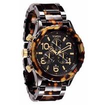 Relógio Nixon 51-30 Tortoise - Original - Em 12x Sem Juros