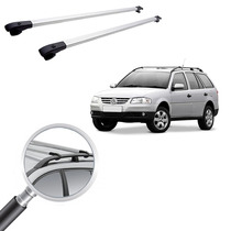 Rack Travessa Universal Carro C/ Longarina Aluminio Longlife