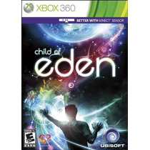Jogo Child Of Eden - Xbox 360 Ubisoft