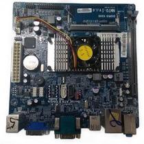 Placa Mae Ecs Desktop Nm70-i Ddr3 Usado