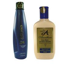 Aneethun Linha A Shampoo De Silicone Com Tutano E Queratina