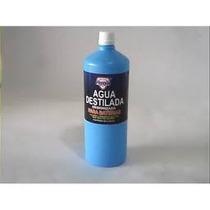 Agua Destilada Hidratada 1l