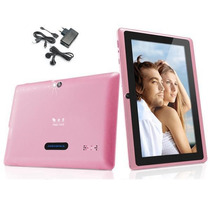 Mini Tablet 7 Powerpack Pmd-7204.np Android 4.1 Rosa Novo