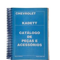 Catálogos Peças Acessórios Chevrolet Opala Astra Corsa Monza
