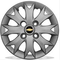 Calota Jogo 4pçs Corsa Classic Celta Prisma Aro 13 Gm 158j