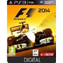 F1: 2014 - Mídia Digital Psn - Game Ps3 - Loja Oficial