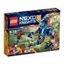 Lego Nexo Knights O Cavalo Mecanico De Lance 70312