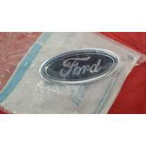 Emblema Ford Para Parachoque New Fiesta Original 2011/2016