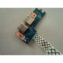 Placa Usb Ls-7911p Notebook Acer Aspire E1 531 6601