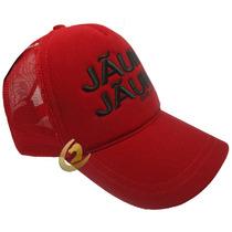 Bone Country Jaum Jaum - Vermelho